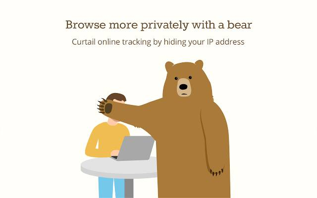 TunnelBear launches Chrome Extension for VPN functionality in Chrome