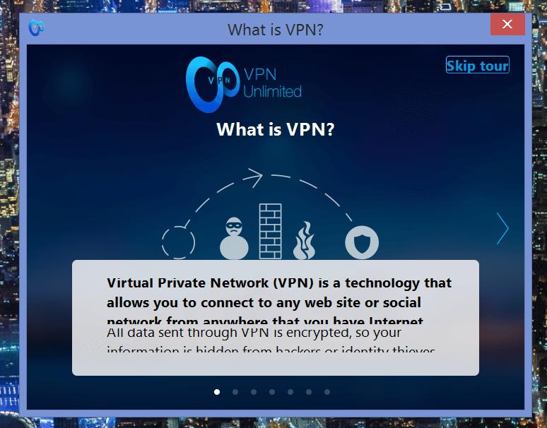 VPN Unlimited - What is VPN