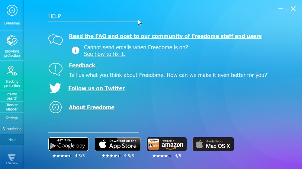 Freedome Help