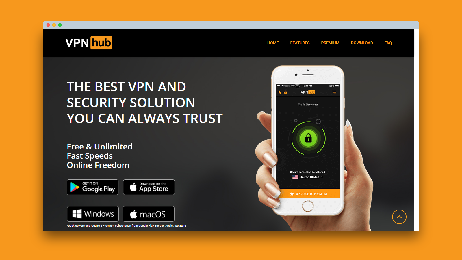 VPNhub review: PornHub's VPN falls short