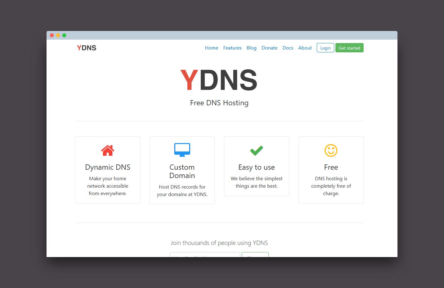 DtDNS will shut down on August 1, 2018