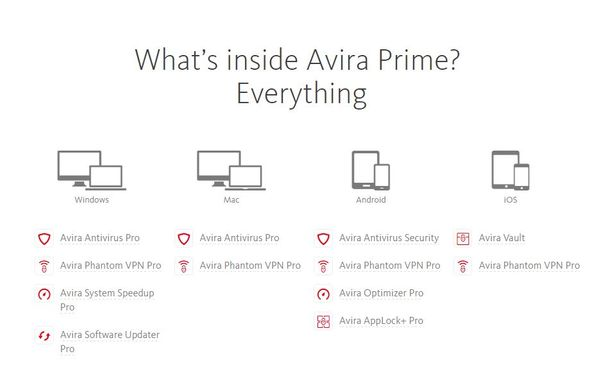 Avira Announces Avira Prime, a VPN and Antivirus Subscription