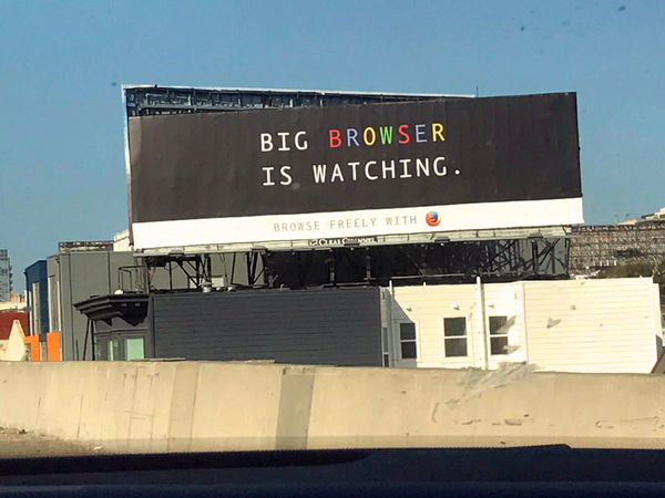 Big Browser is watching - How to get your privacy back
