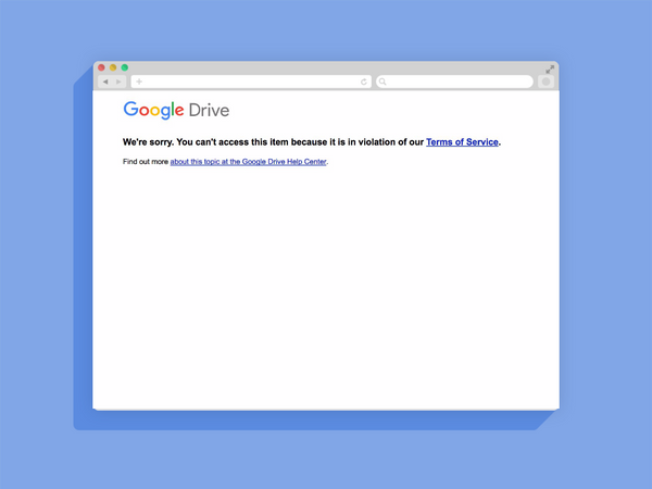 Ok Google, give me my Docs back