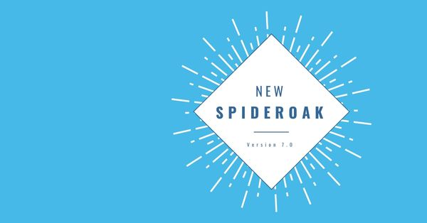 What's new in SpiderOak 7.0?